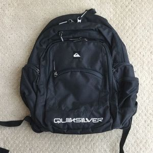 Like new Quicksilver backpack